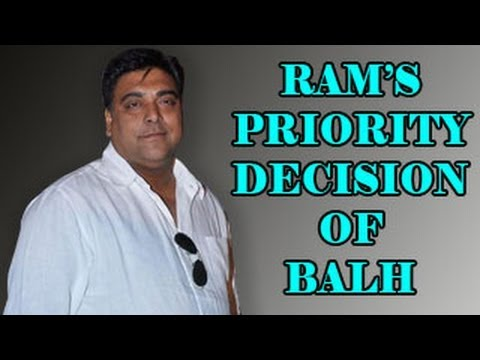 Watch Ram Kapoor's DECISION & PRIORITY for Bade Acche Lagte Hain 15th February 2013 FULL EPISODE