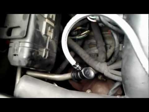 Recharging Car Air Conditioning Youtube