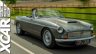 MG MGB: A British Icon Reborn - XCAR