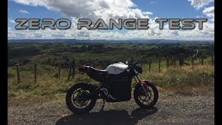 Zero Range Test - How Far Can I Ride Now??