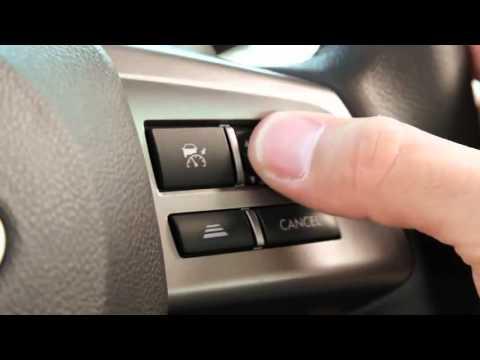 Subaru Outback 2013 технология Subaru EyeSight™