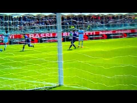 Mathieu Flamini Amazing Goal (Fiorentina 0-2 AC Milan) 07.04.2013