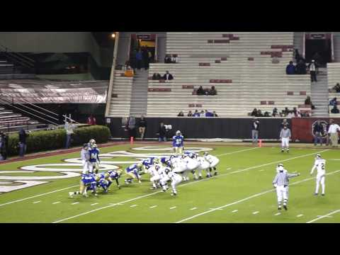 Northwestern High School (of Rock Hill, SC) Football Game