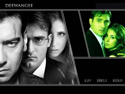Deewangee - Full Movie in 15 mins - Ajay Devgan & Urmila Matondkar...