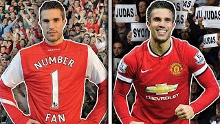 10 Transfers That Angered The Fans