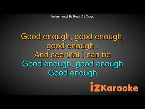 Jussie Smollett - Good Enough (Empire Cast) (Karaoke)