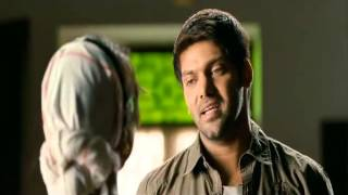 Vettai - Tamil Movie Vettai Romantic Comedy Scene - No reason needed for this THANKS -  Arya & Amala