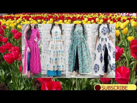 New kurti design 2018, latest kurti fashion design