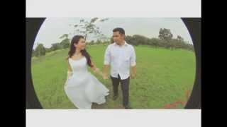 Prewed video Hendy & Nunu (song: lenka-en to the world)