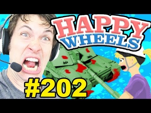 Happy Wheels - FREAKING TANK
