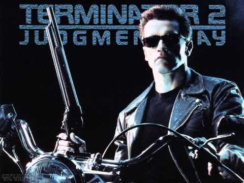 Terminator 2: Judgment Day is listed (or ranked) 17 on the list The Greatest Movie Themes