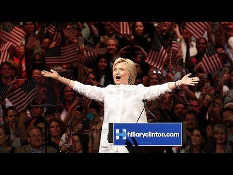 Bill Clinton, Michelle Obama et Meryl Streep enflamment la Convention démocrate