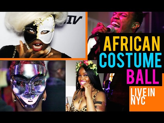 Costume Ball: African Style
