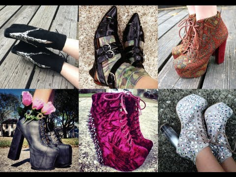 HUGE JEFFREY CAMPBELL SHOE COLLECTION- UPDATED!