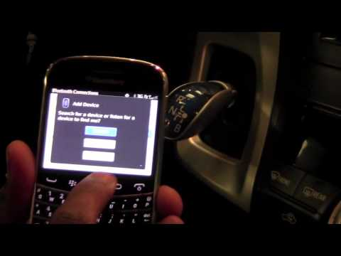 2012 Toyota Prius V Pair Phone With Bluetooth How To By