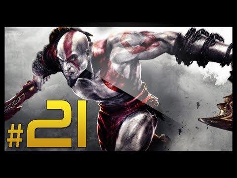 Let's Play God of War 3 - Episode 21 - Kratos Plays Guitar Hero