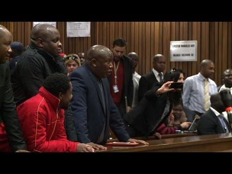 South African leftist leader Malema wins tax battle