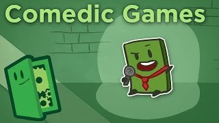 Comedic Games - Can We Make More Funny Games? - Extra Credits