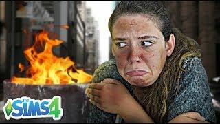 LIXO AO LUXO 2! - Nova Série The Sims 4