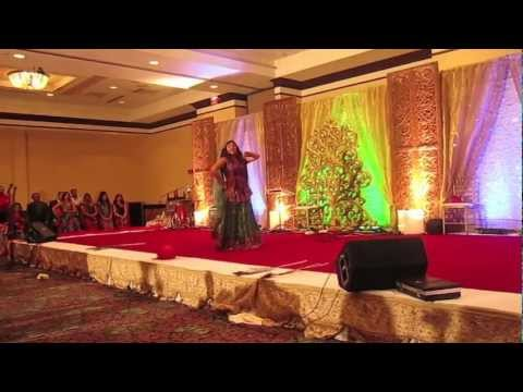 Sejal and Dips Wedding Dance