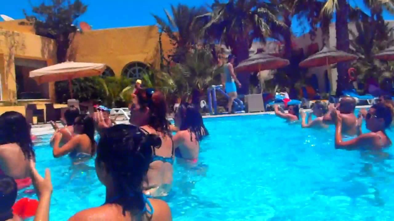 Hotel Ksar Djerba Tunisia Hotel Ksar Djerba 2013 Dance