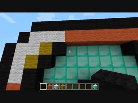 [Tutorial] Como hacer Pixel Art en Minecraft [Nivel Básico]