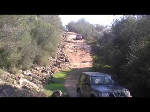 Ruta 4x4 de la calçotada 2013 por Tarragona - Club Tortugatt