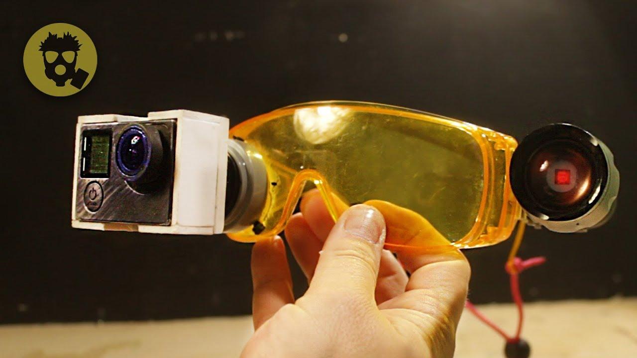 Инфракрасные камера своими руками 144