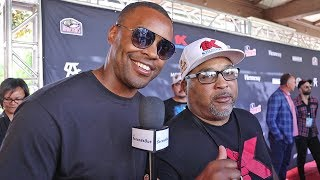 (Kovalev trainer) Buddy McGirt REVEALS Canelo Has NO ANSWER For...