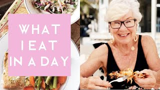 What TrainWithJoan Eats in a Day