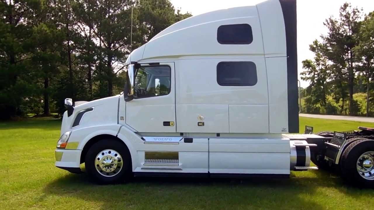 2014 Volvo 780 - YouTube