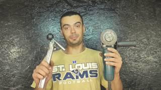 Если есть болгарка то этот Инструмент точно пригодится!!!
