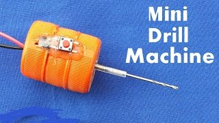 How to Make a Mini PCB Drill Machine Using Bottle Caps