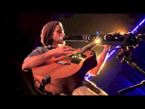 Blake Noble performing at Play It Forward 4