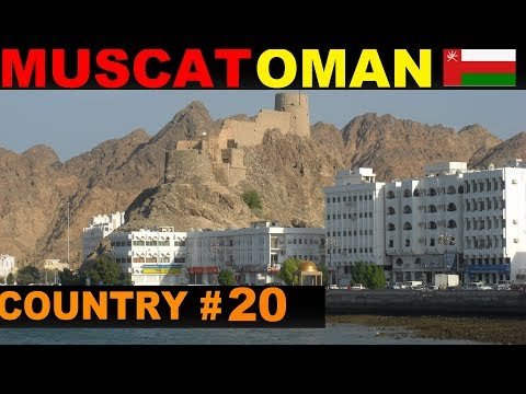 A Tourist's Guide to Muscat, Oman