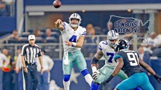Cowboys Vs Jaguars Recap (Did Dallas Save It's Season?)