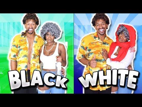 Black Parents vs White Parents - Meeting Her Parents
