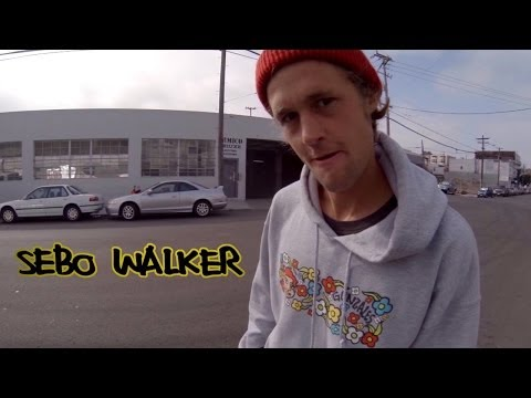 Krooked Welcomes Sebo Walker