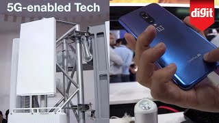 5G-enabled Tech by Nokia, Intel, & Ericsson & OnePlus 7 Pro (5G) First Look
