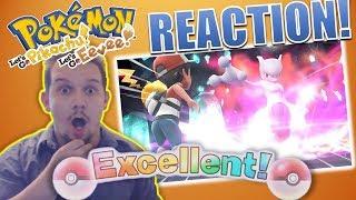 Pokémon: Let's Go, Pikachu! and Pokémon: Let's Go, Eevee! TRAILER REACTION!!