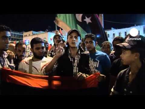 Benghazi hails 'end' of Gaddafi regime