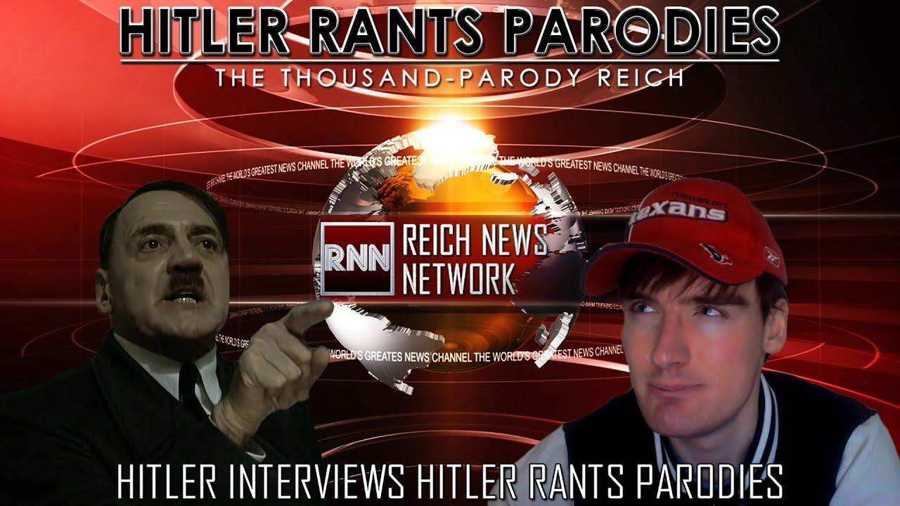 Hitler interviews Hitler Rants Parodies