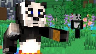 "Minecraft Kung Fu Panda Roleplay! #1 ""Panda Village"""