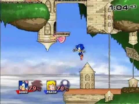 Super Smash Flash 2 V0 7 Brawl Gameplay