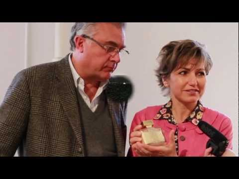Martine Micallef and Geoffrey Nejman about Ylang in Gold