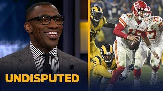 Shannon Sharpe reacts to Patrick Mahomes and the Chiefs