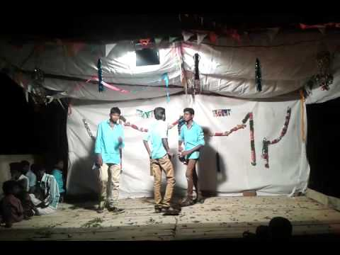 Dance performance for nan panja bullatu song by IB