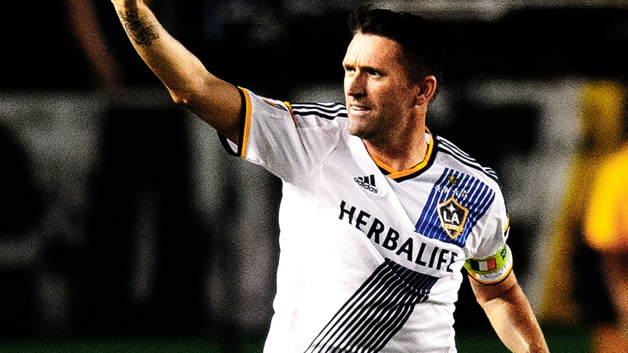 GOAL: Robbie Keane rushes up the field and rips it in | Colorado Rapids vs. LA Galaxy