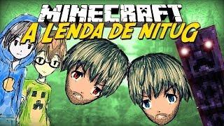 Minecraft: MALDIÇÃO DE GUTIN (NITUG)