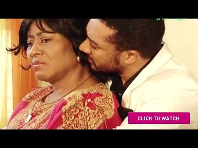 "Ngozi Ezeonu Is Worried About Majid Michel's Source Of Income In ""Shattered Mirror"""